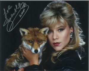 Samantha Fox (Model, Singer) - Genuine Signed Autograph 8293